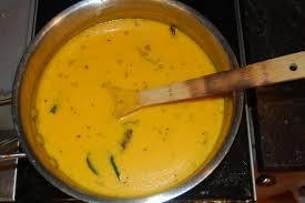 Nico's mango soup