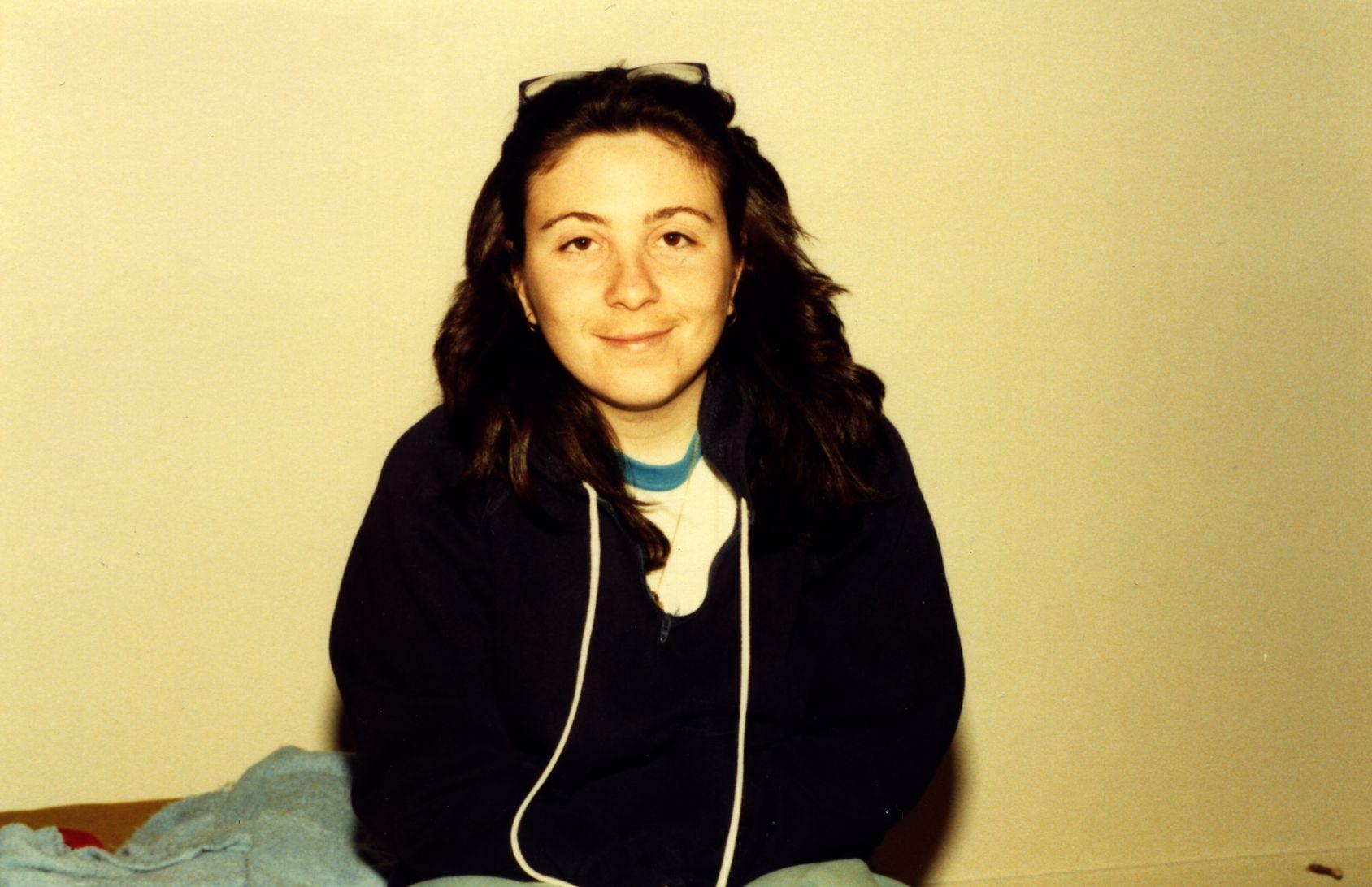 Lisa at age 16