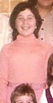 Lisa at age 12