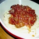 Justin's Meat Sauce
